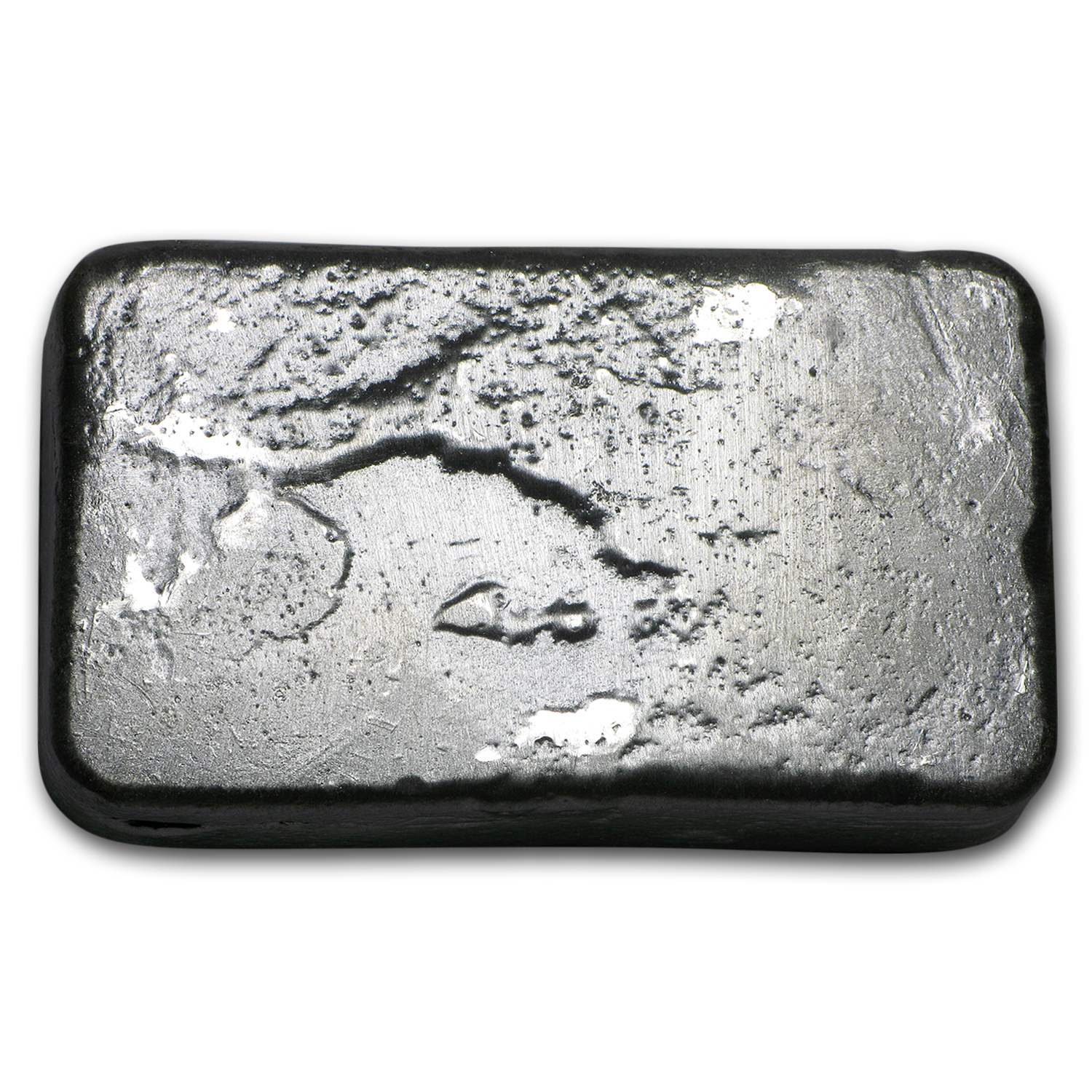 10 oz Silver Bar - Don't Tread On Me (PG&G)