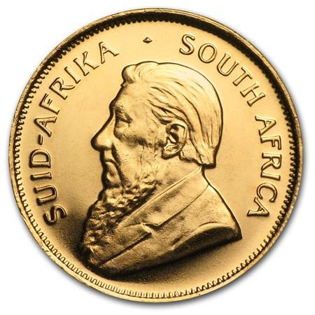 1 10 Oz South African Gold Krugerrand For Sale 1 10 Oz