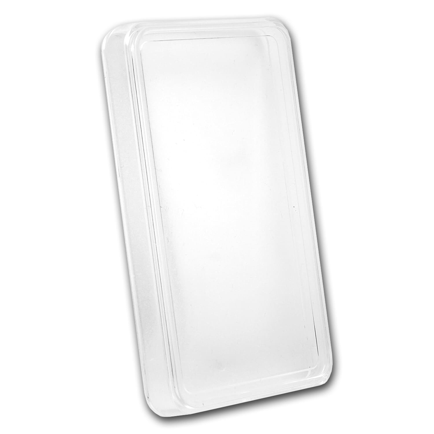 CoinSafe Acrylic Stackable Capsule - 10 oz Silver Bar