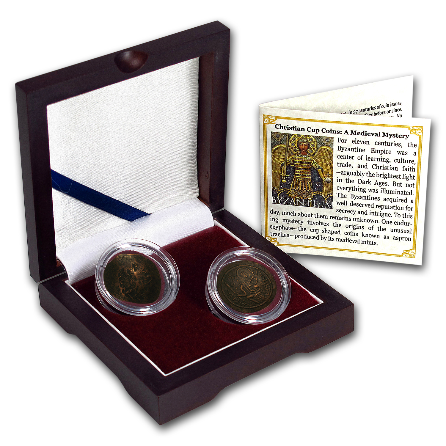 Christian 2-Cup Coin Collection: A Medieval Mystery