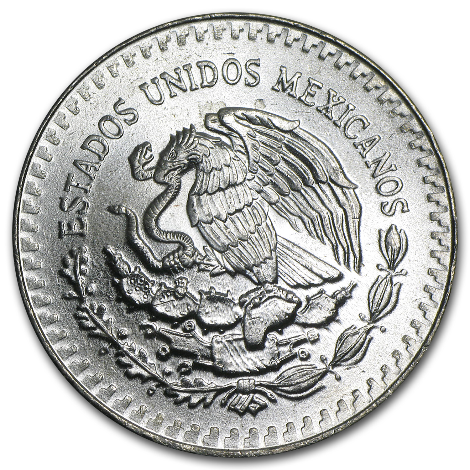 1985 1 oz Silver Mexican Libertad (Brilliant Uncirculated)