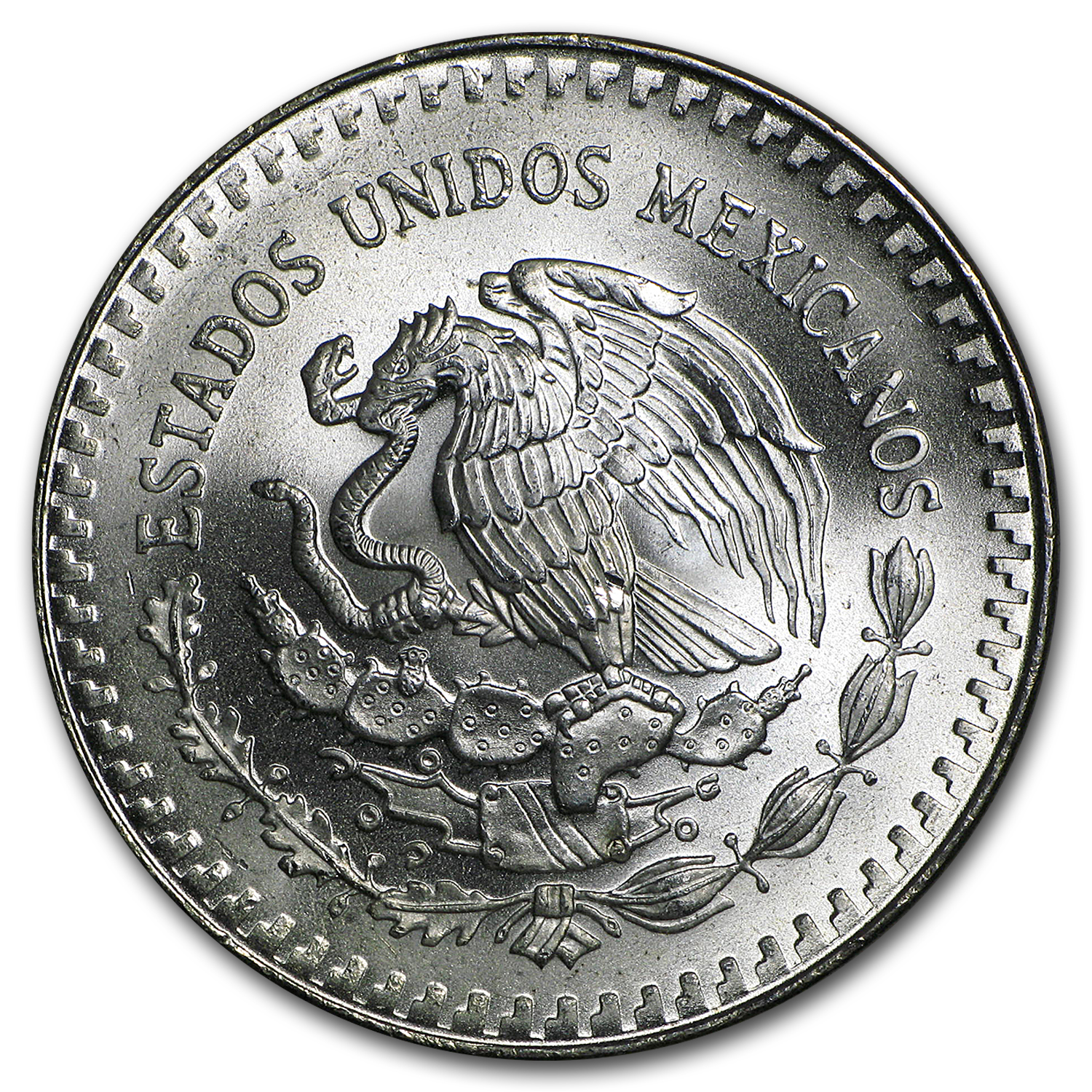 1988 1 oz Silver Mexican Libertad (Brilliant Uncirculated)