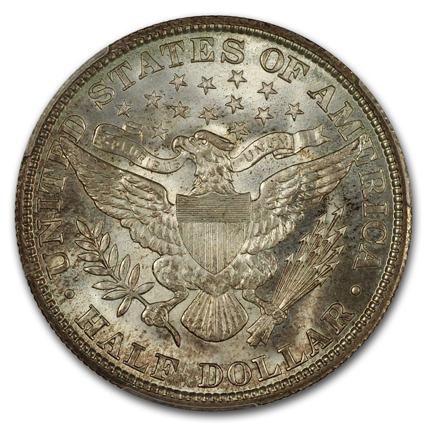 1909 Barber Half Dollar MS-65 PCGS