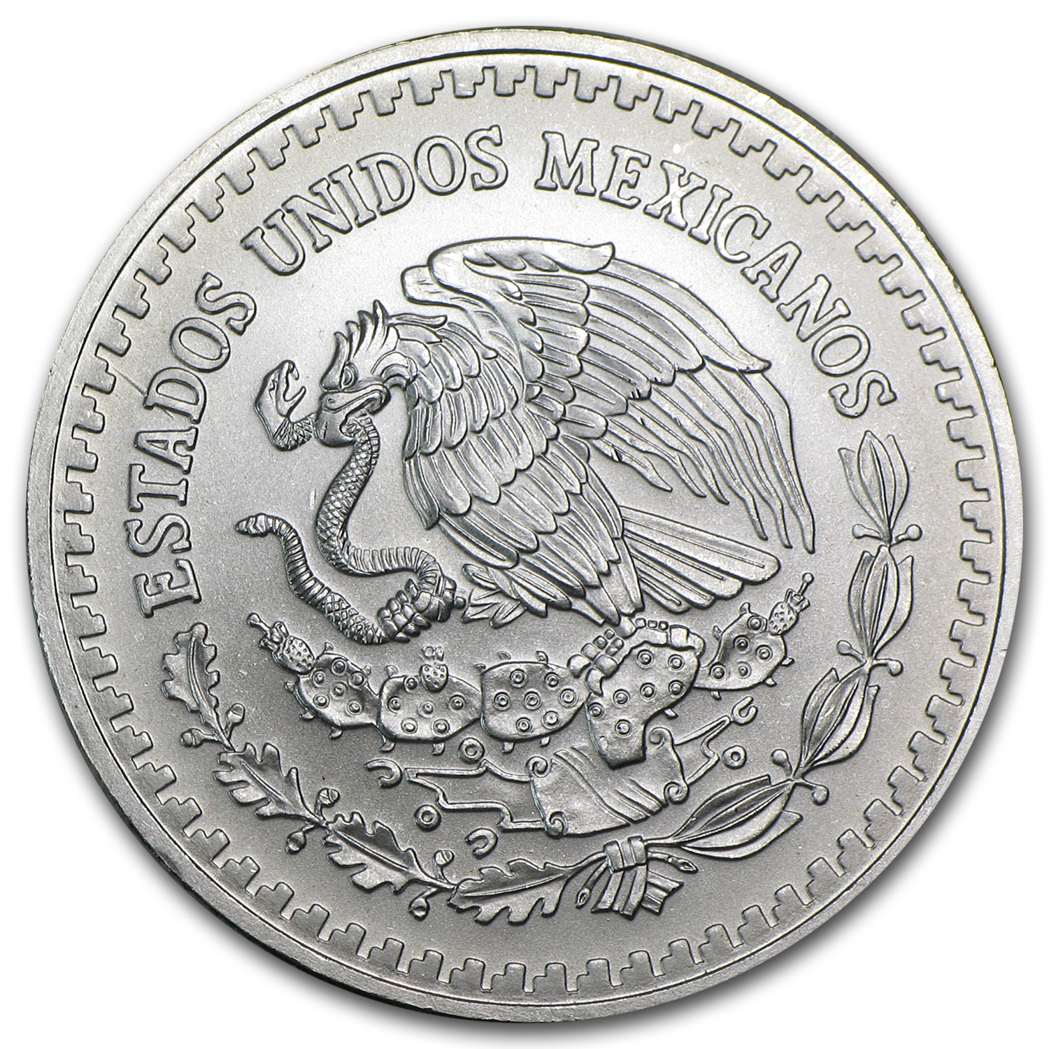 1995 1 oz Silver Mexican Libertad (Brilliant Uncirculated)