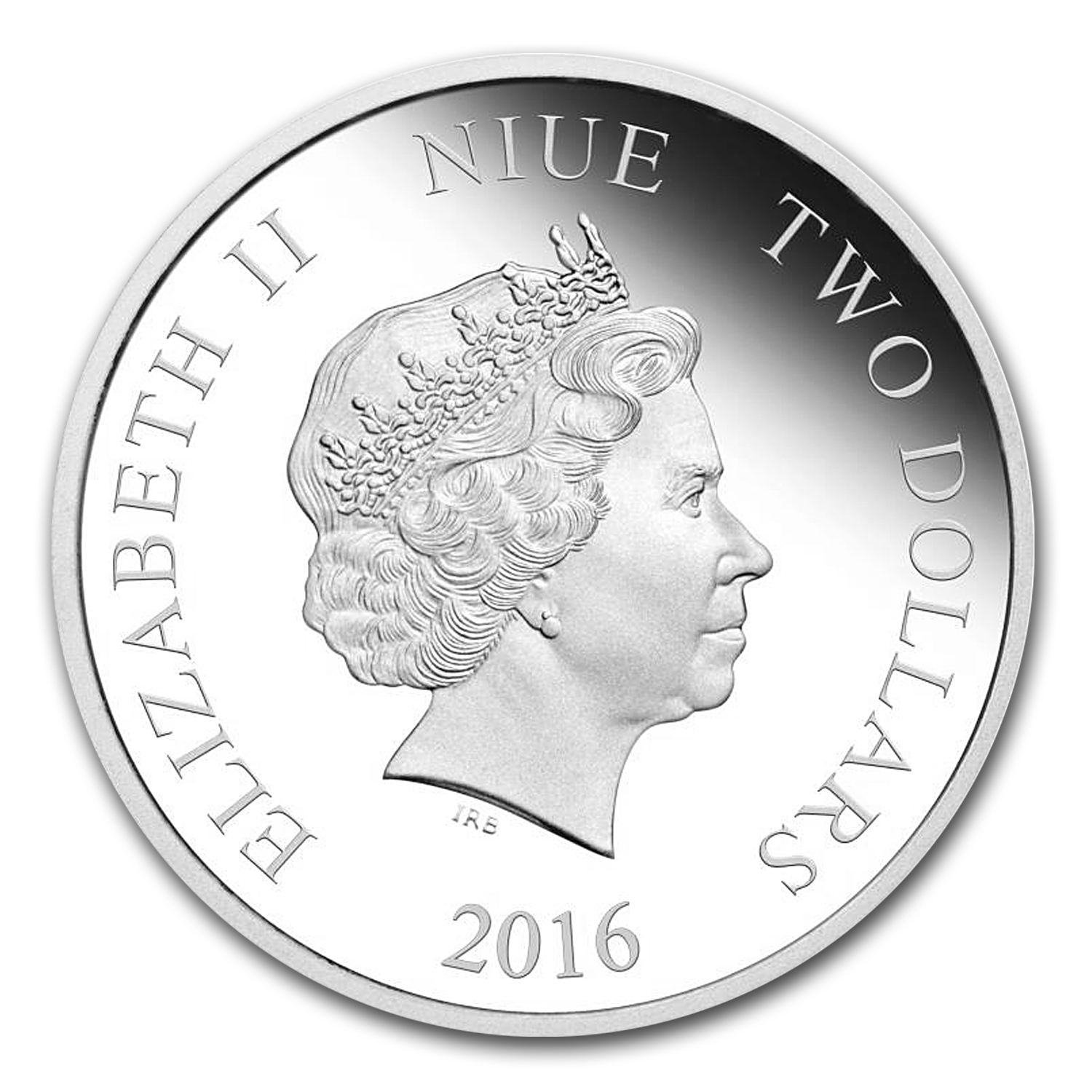 2016 Niue 1 oz Silver $2 Mickey Through the Ages: Band Concert