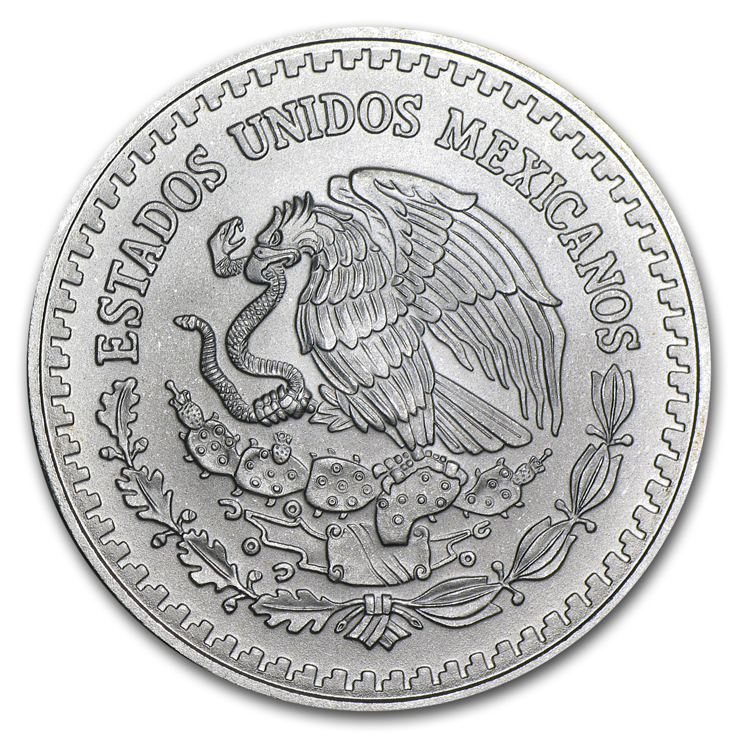 1993 1 oz Silver Mexican Libertad (Brilliant Uncirculated)