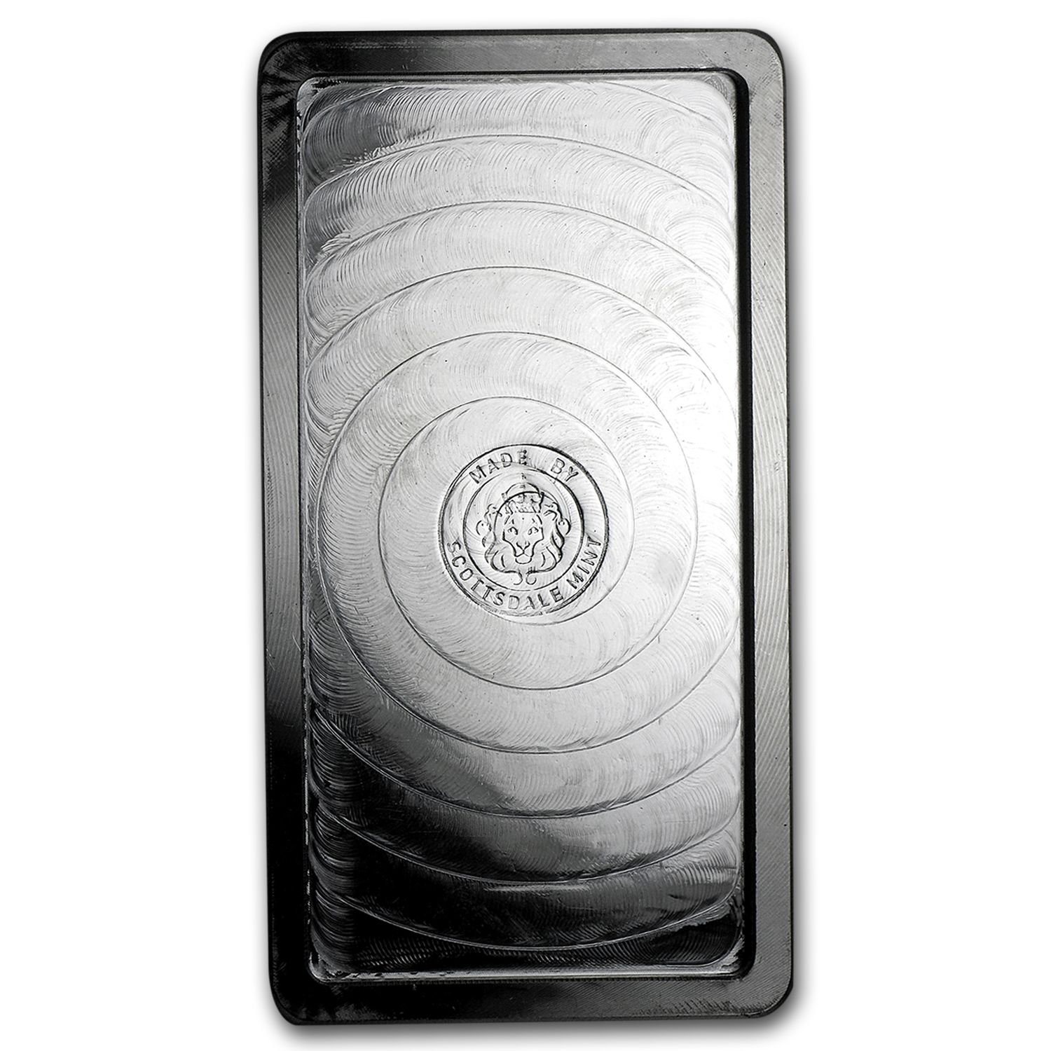 10 oz Silver Bar - Patriot Metals