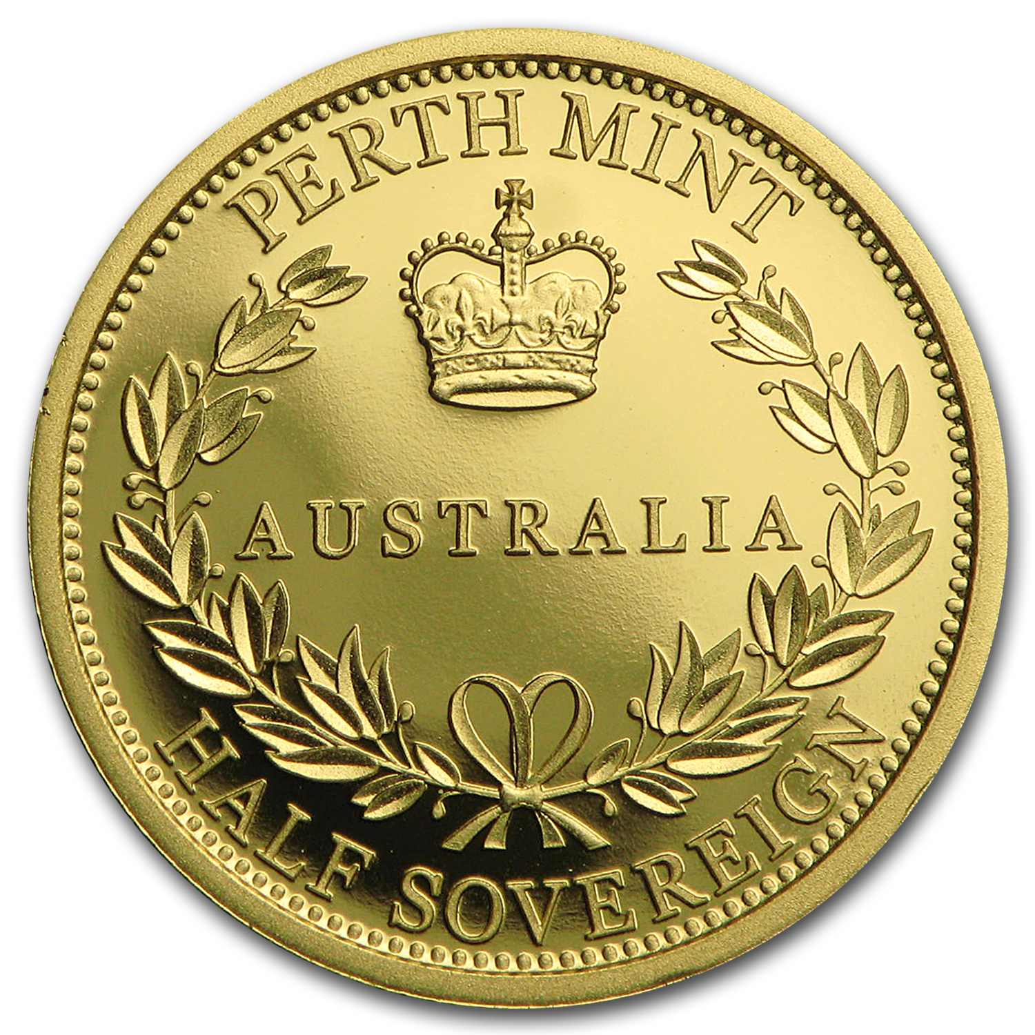 2016 Australia Gold Half Sovereign Proof