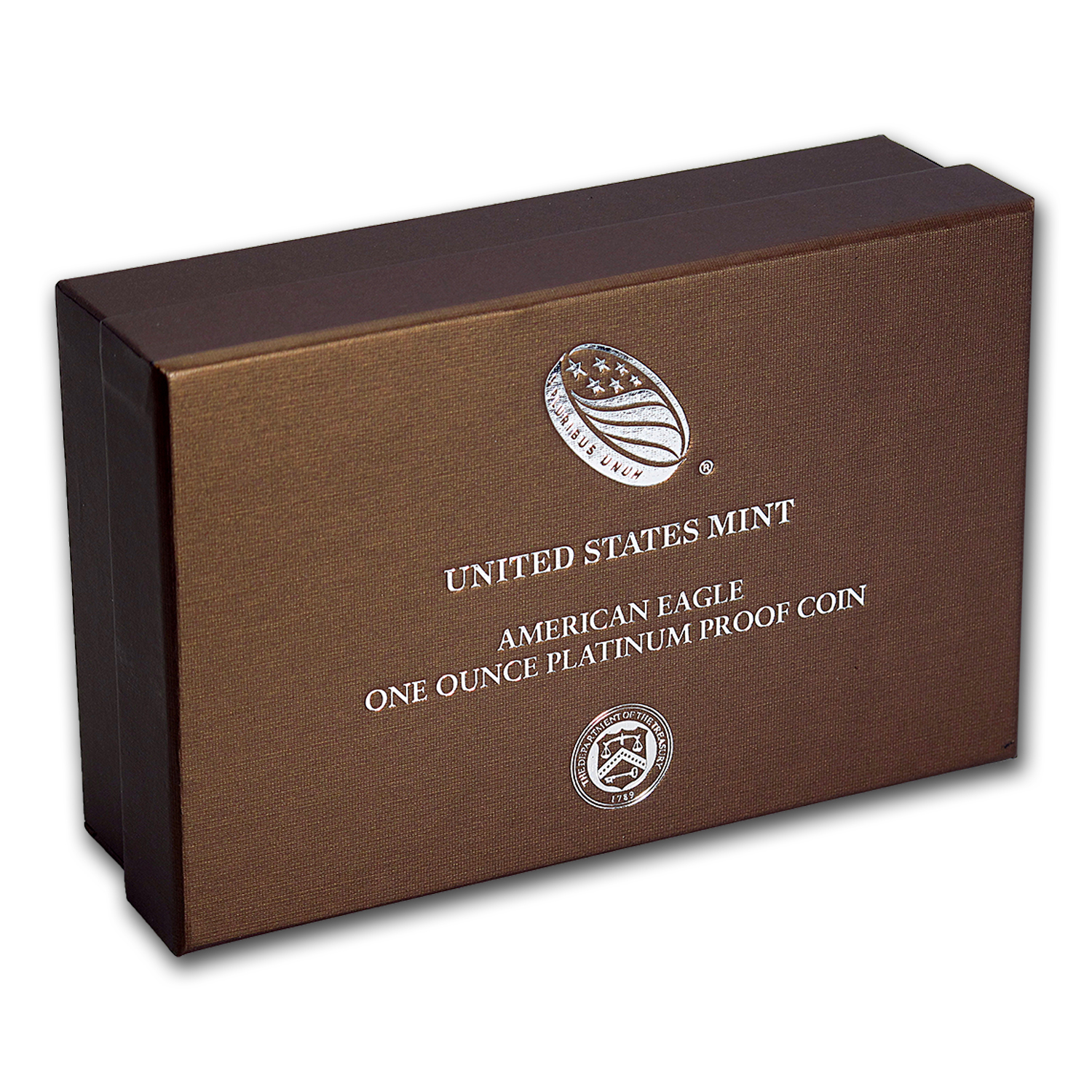 OEM Box & COA - 2016 1 oz Proof Platinum American Eagle