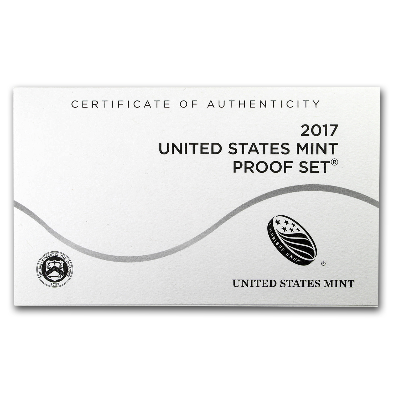 2017 U.S. Proof Set