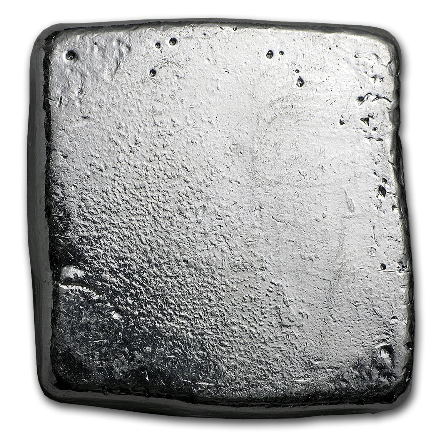 50 gram Silver Square - Monarch Precious Metals