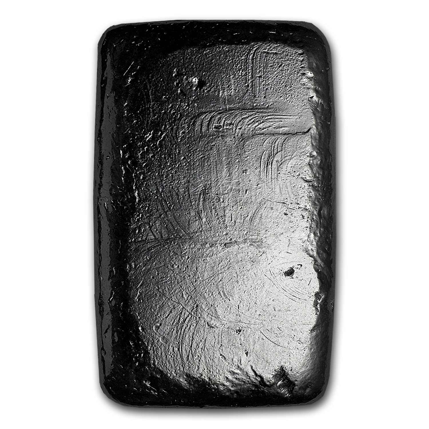 5 oz Silver Bar - Monarch Viking Warrior (Flail and Shield)