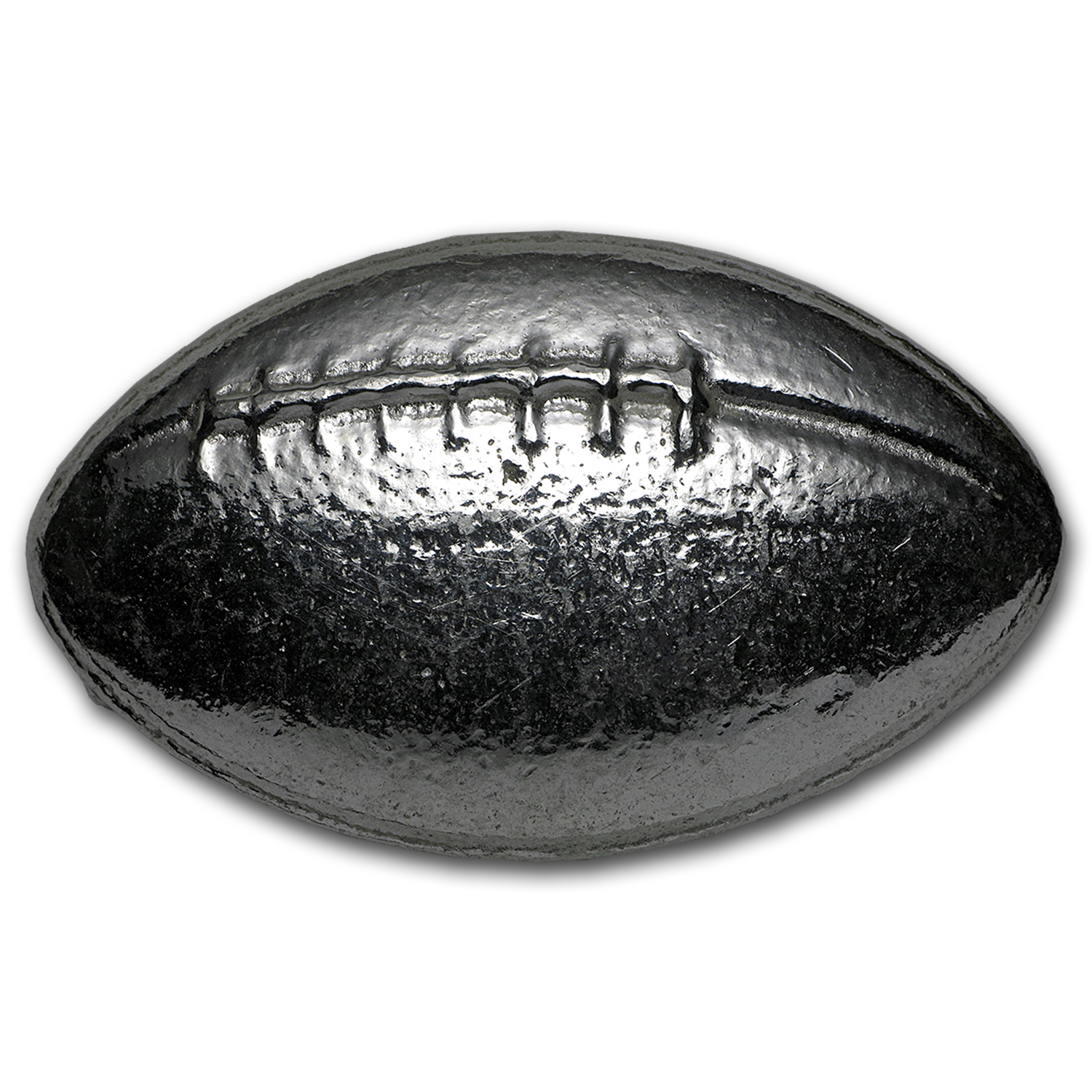 3 oz Silver Bar - Monarch Football