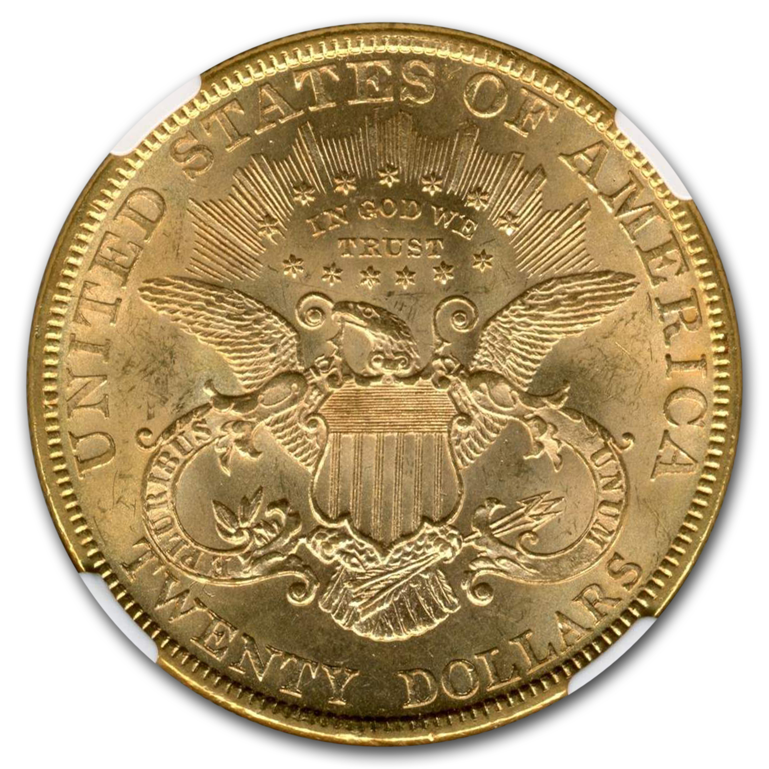 1878 $20 Liberty Head Double Eagle MS-63 NGC (DDR)