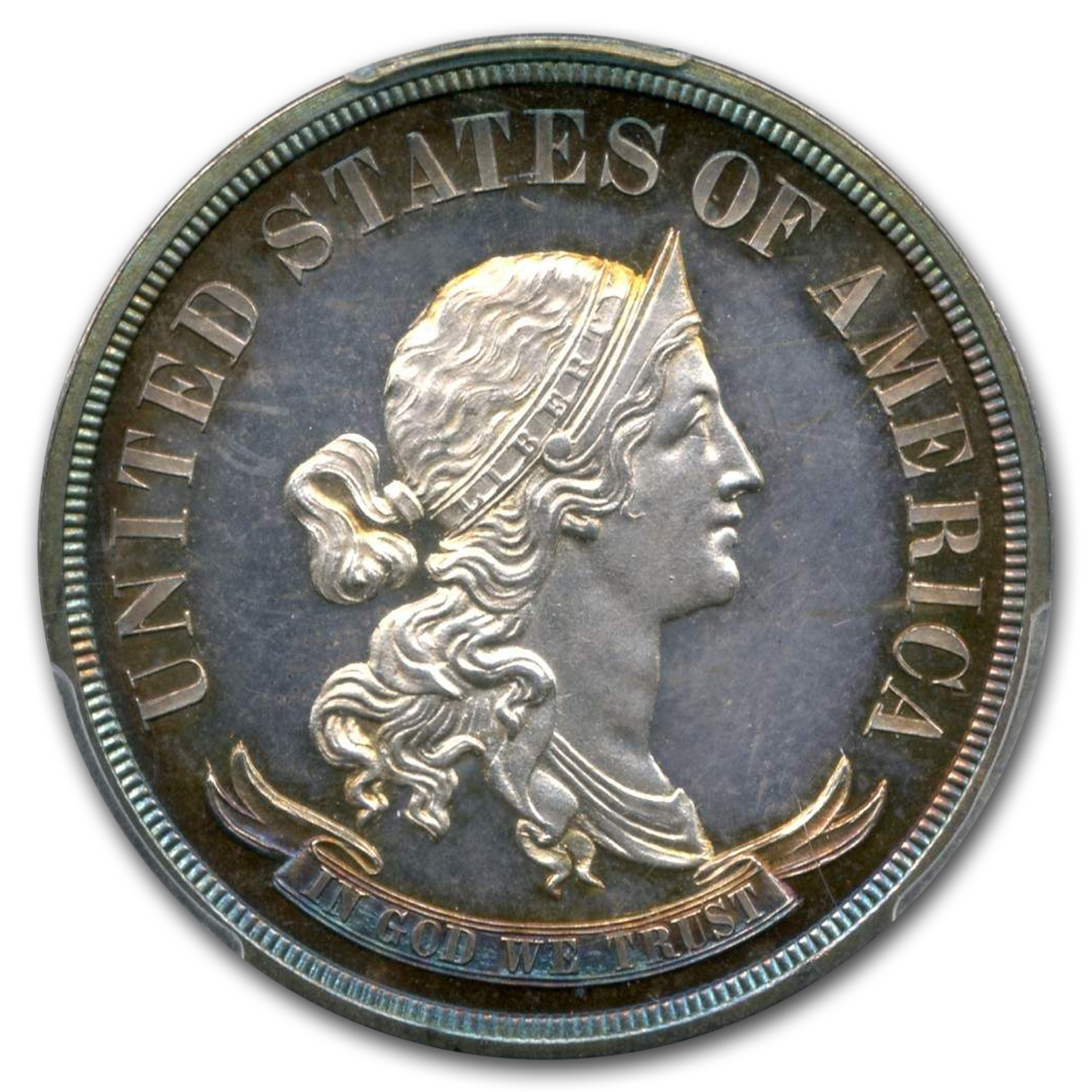 1870 Standard Silver 50c Judd-982 Significant Pattern PR-65 Cameo