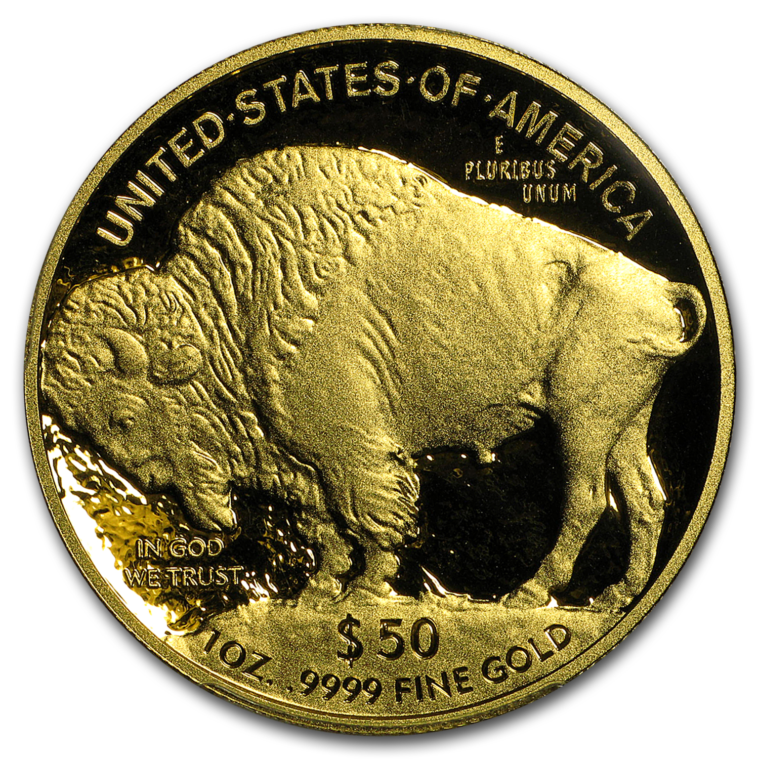 2014-W 1 oz Proof Gold Buffalo PR-70 PCGS