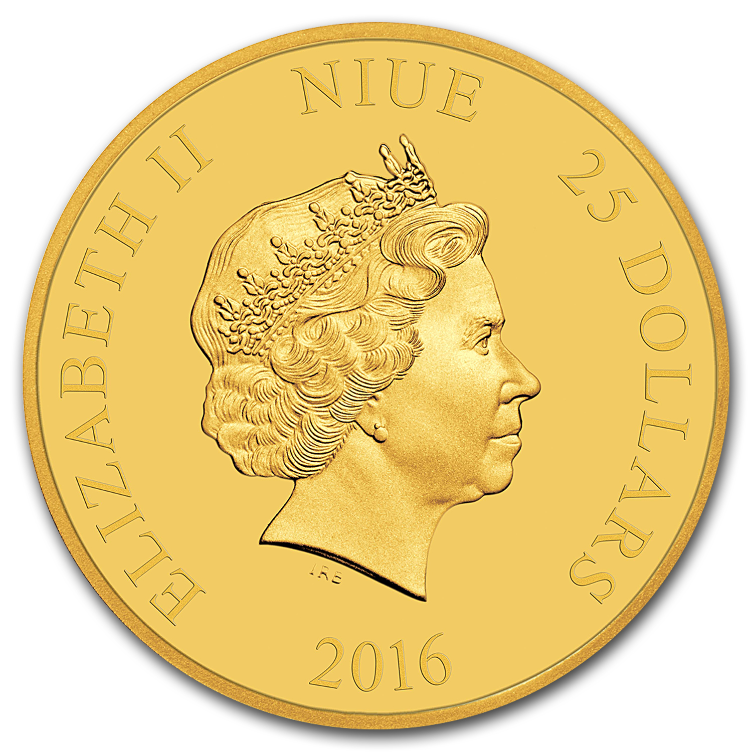 2016 1/4 oz Gold $25 Mickey Through the Ages: Brave Little Tailor