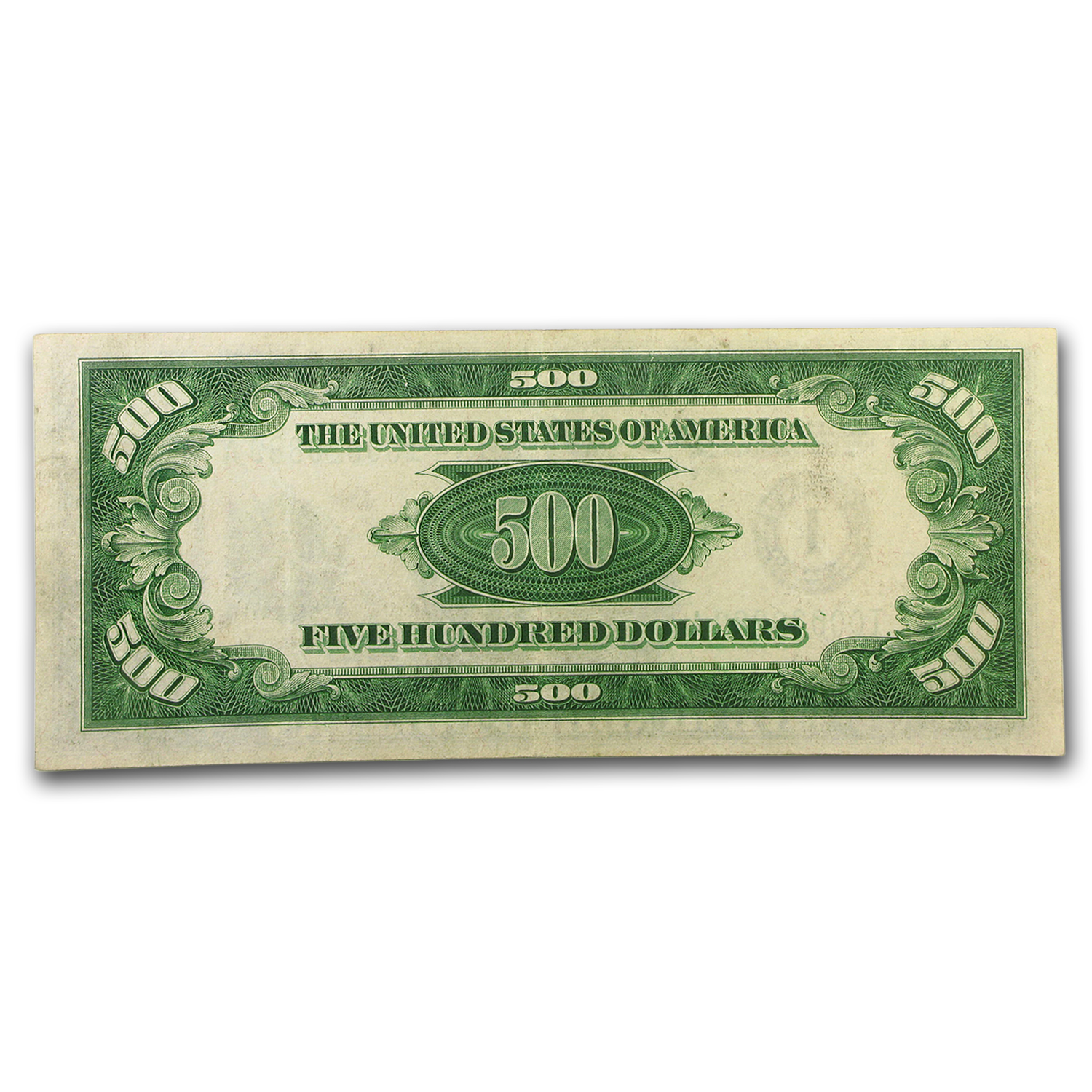 1934-A (I-Minneapolis) $500 FRN AU-55