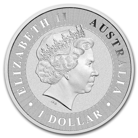 2017 250 Coin 1 Oz Silver Kangaroo Mini Monster Box Bu