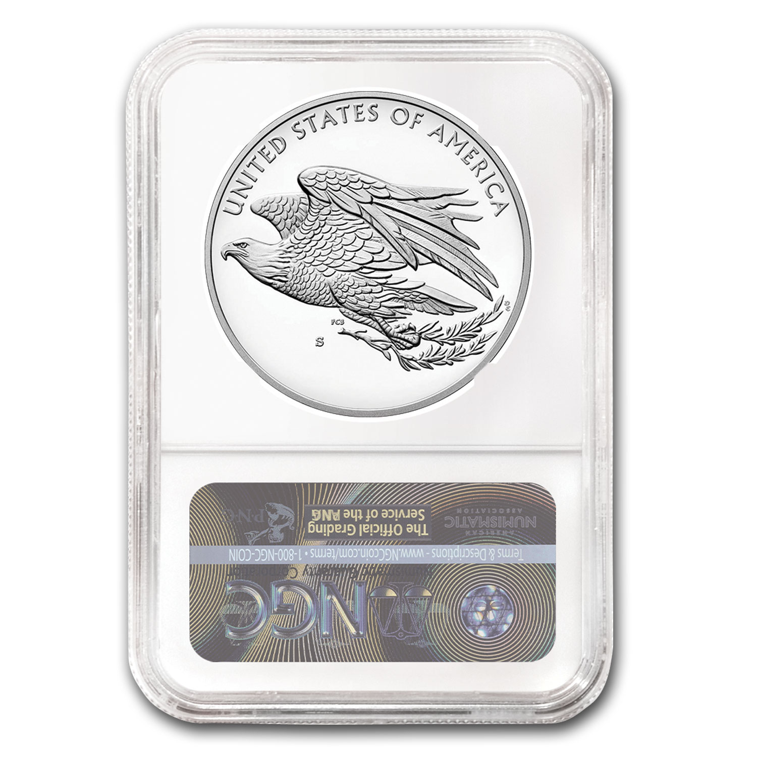 2016-S American Liberty Silver Medal PF-69 NGC (ER)