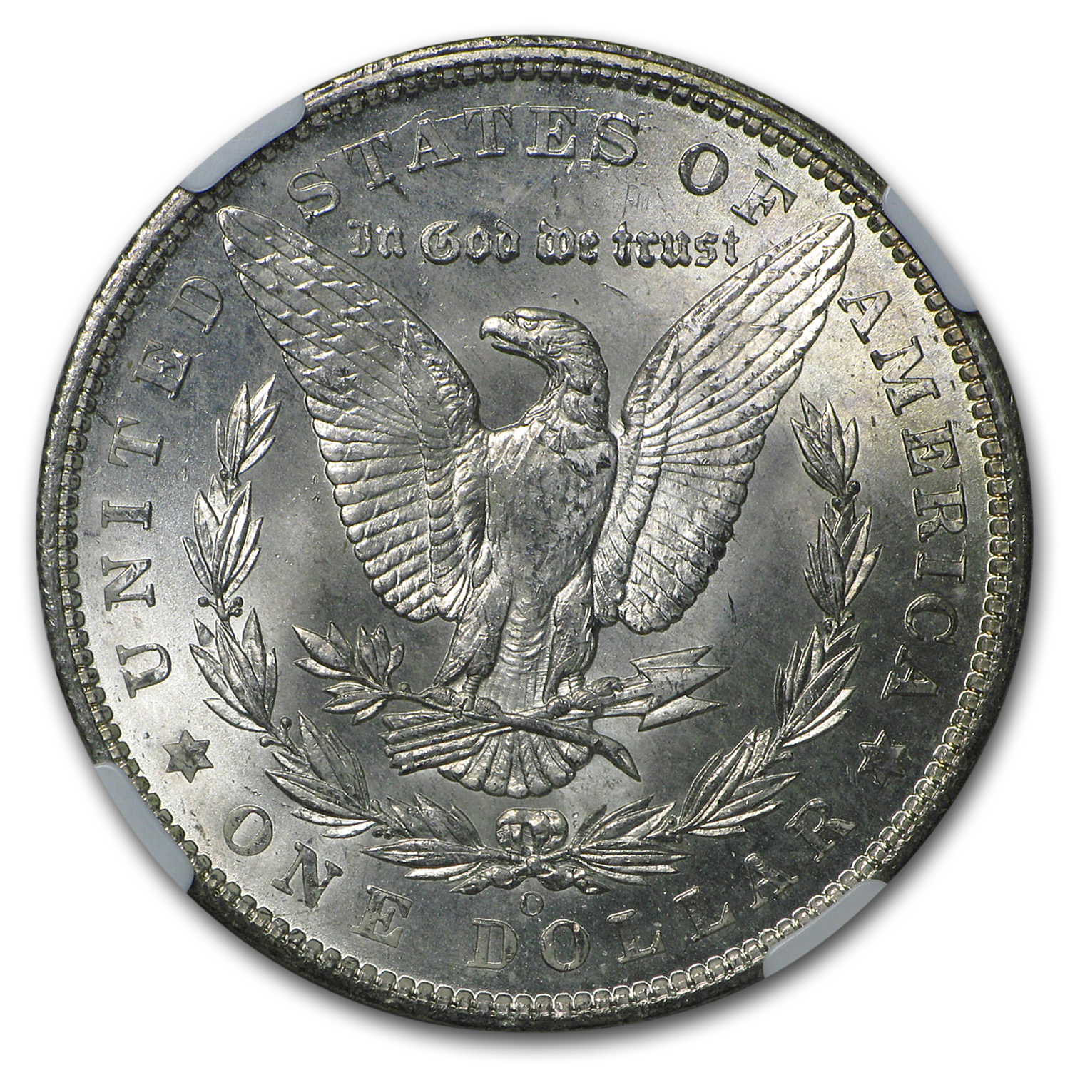 1904-O Morgan Dollar - MS-65 NGC