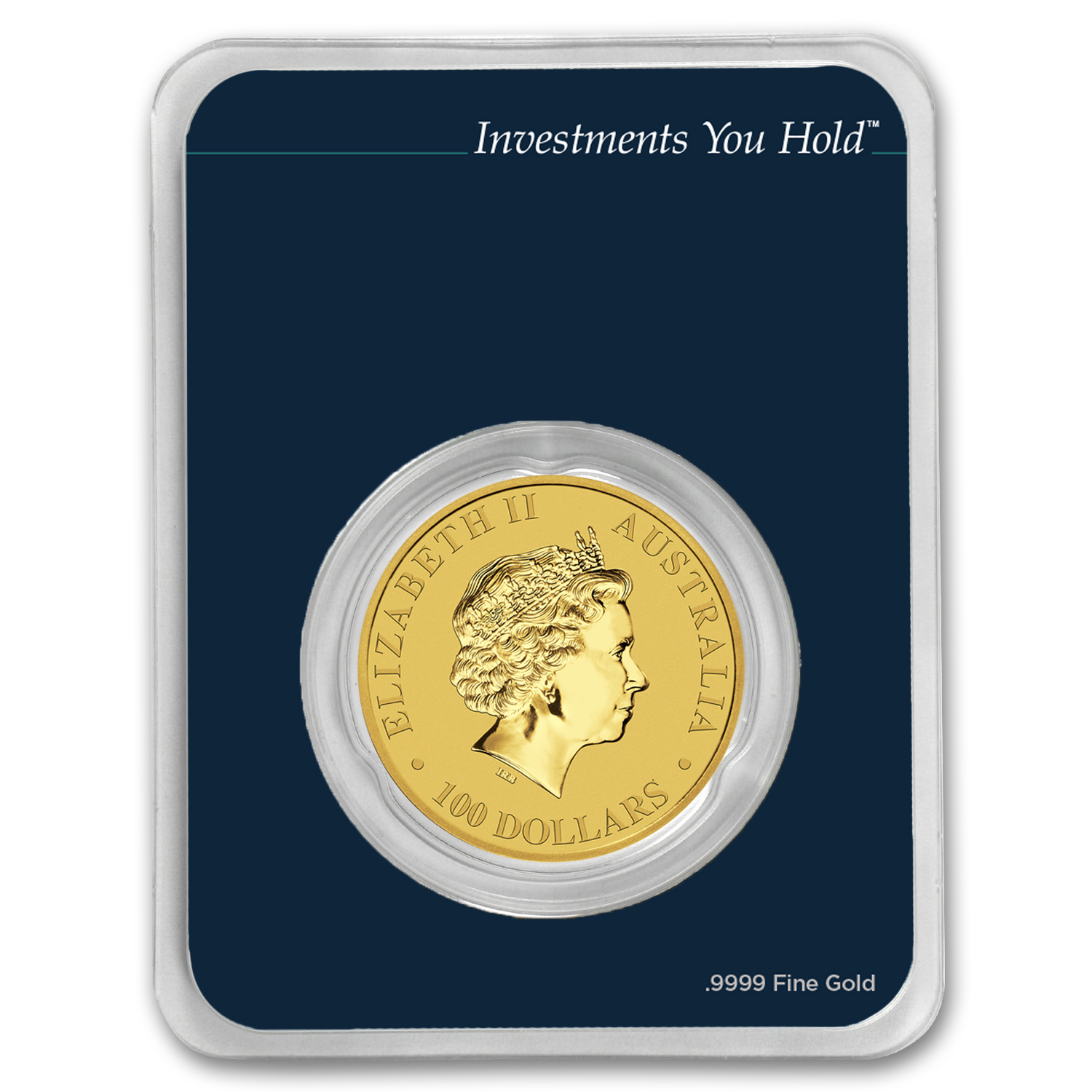 2017 Australia 1 oz Gold Kangaroo (MintDirect® Premier Single)