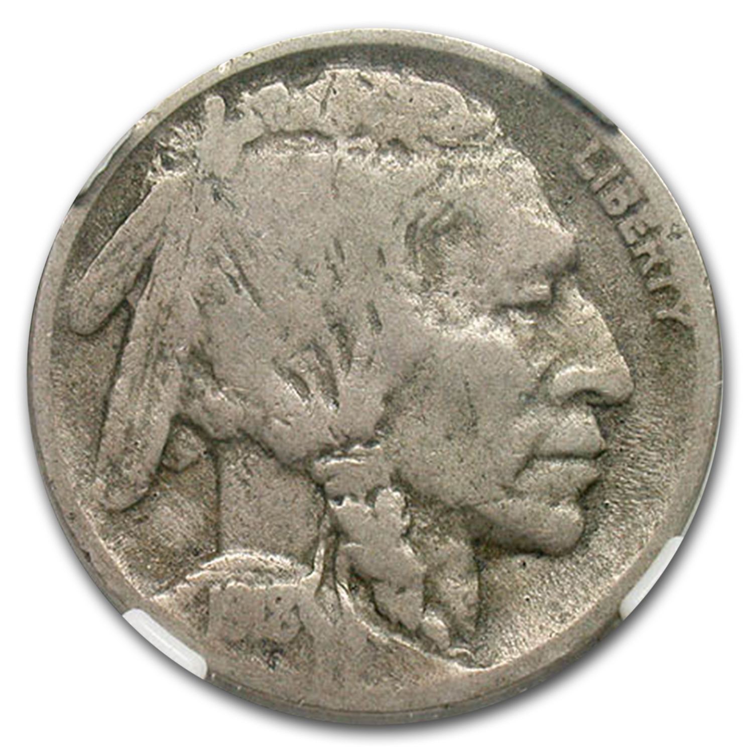 1918/7-D Buffalo Nickel VF-20 NGC