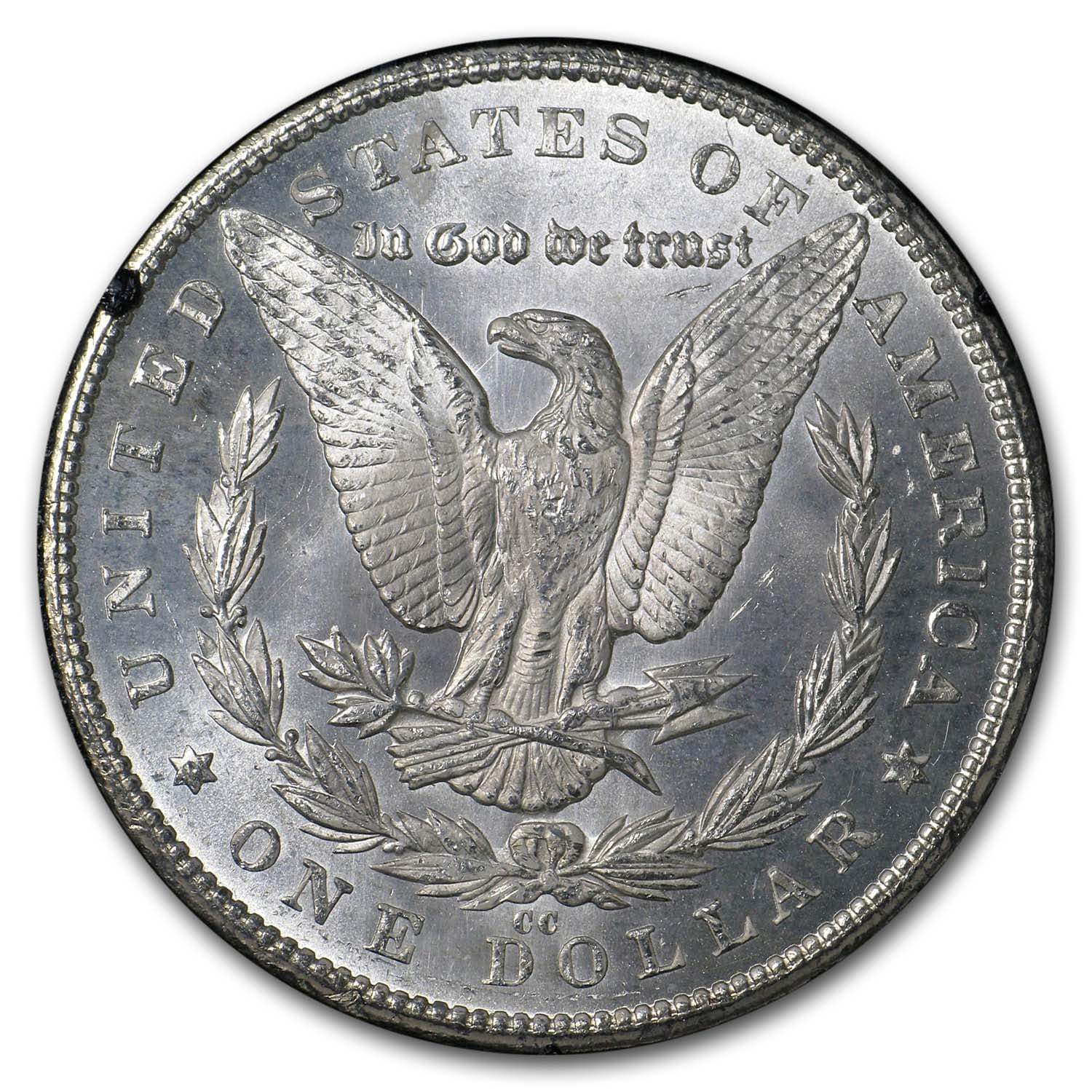 1879-CC Morgan Dollar MS-63 NGC (GSA)