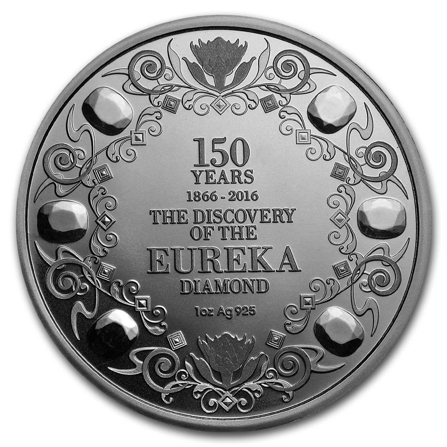 2016 South Africa Gold Krugerrand Eureka Launch Set