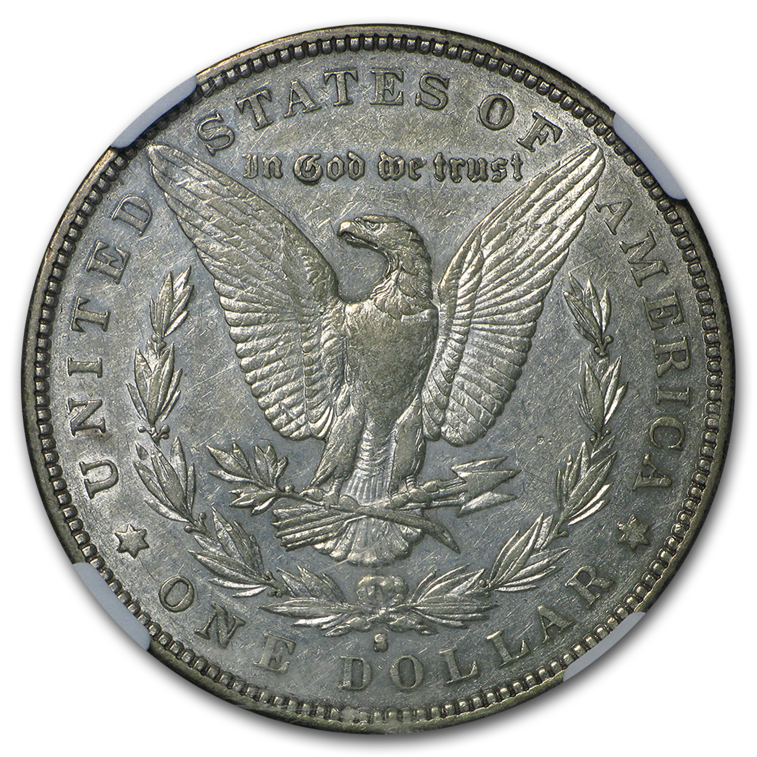 1888-S Morgan Dollar XF