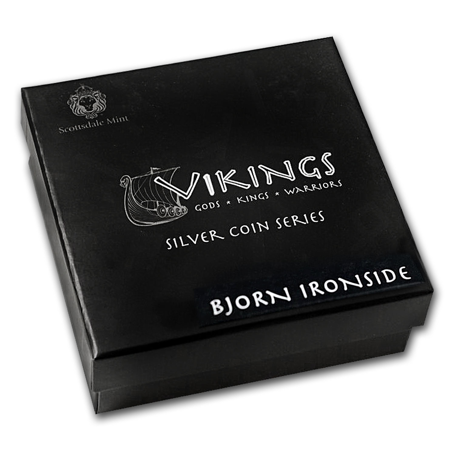 2016 2 oz Silver Coin Viking Series (Björn)