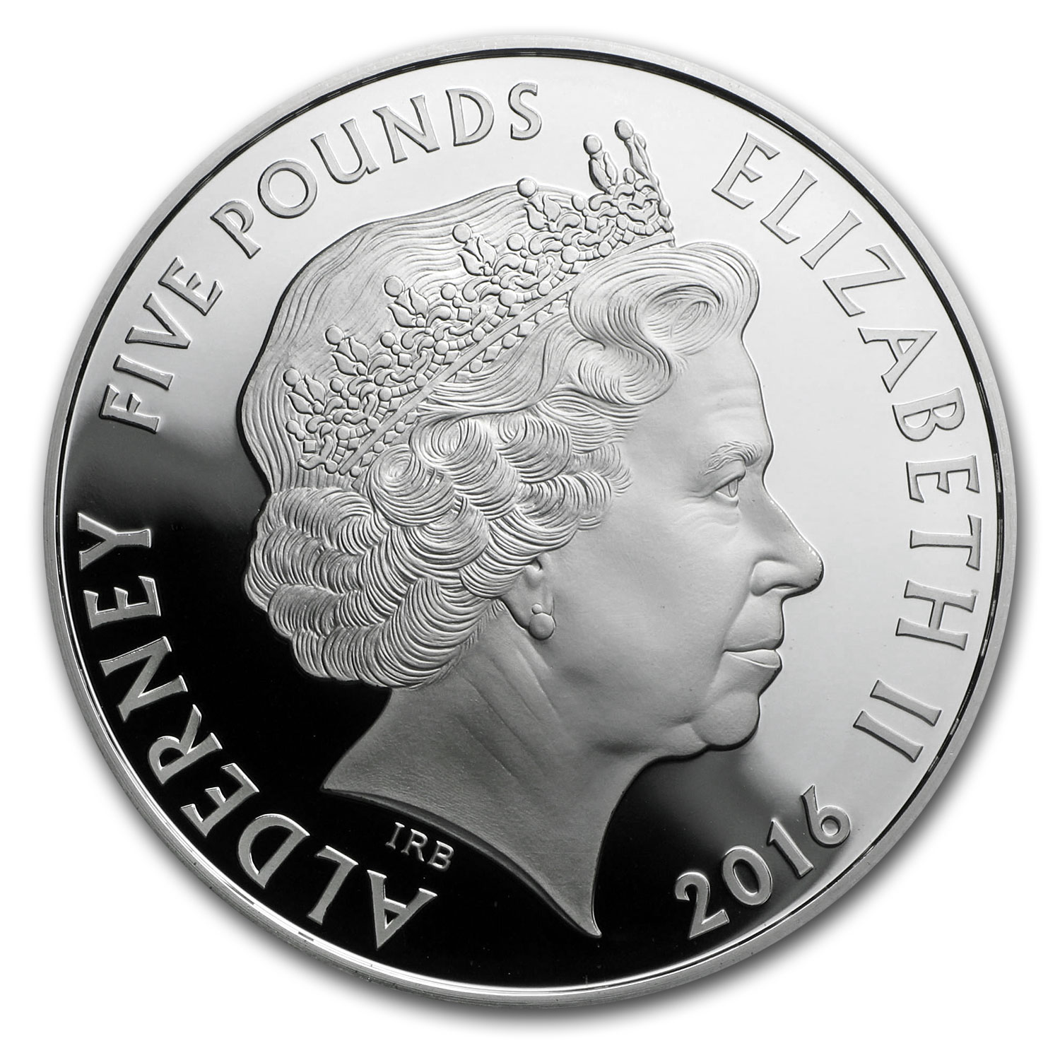 2016 Great Britain £5 Silver Remembrance Day Proof