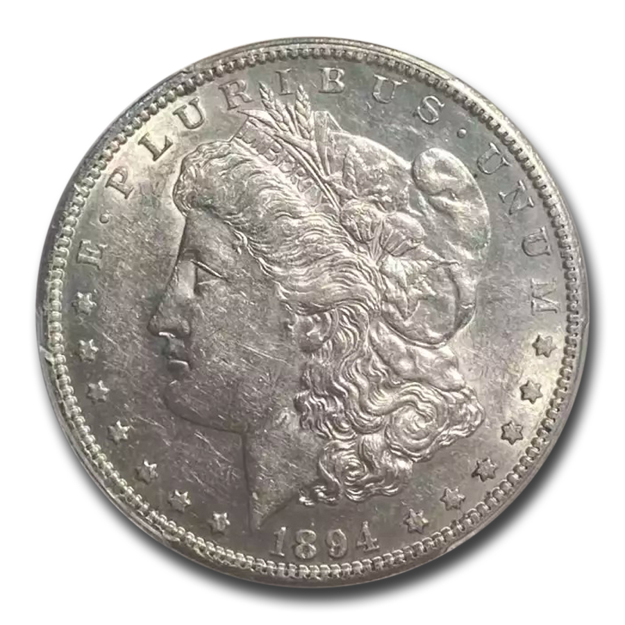 1894-S Morgan Dollar AU-55 PCGS
