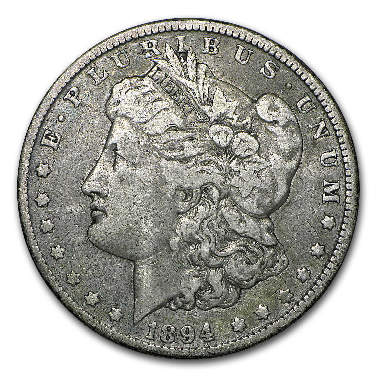 1894-O Morgan Dollar VF