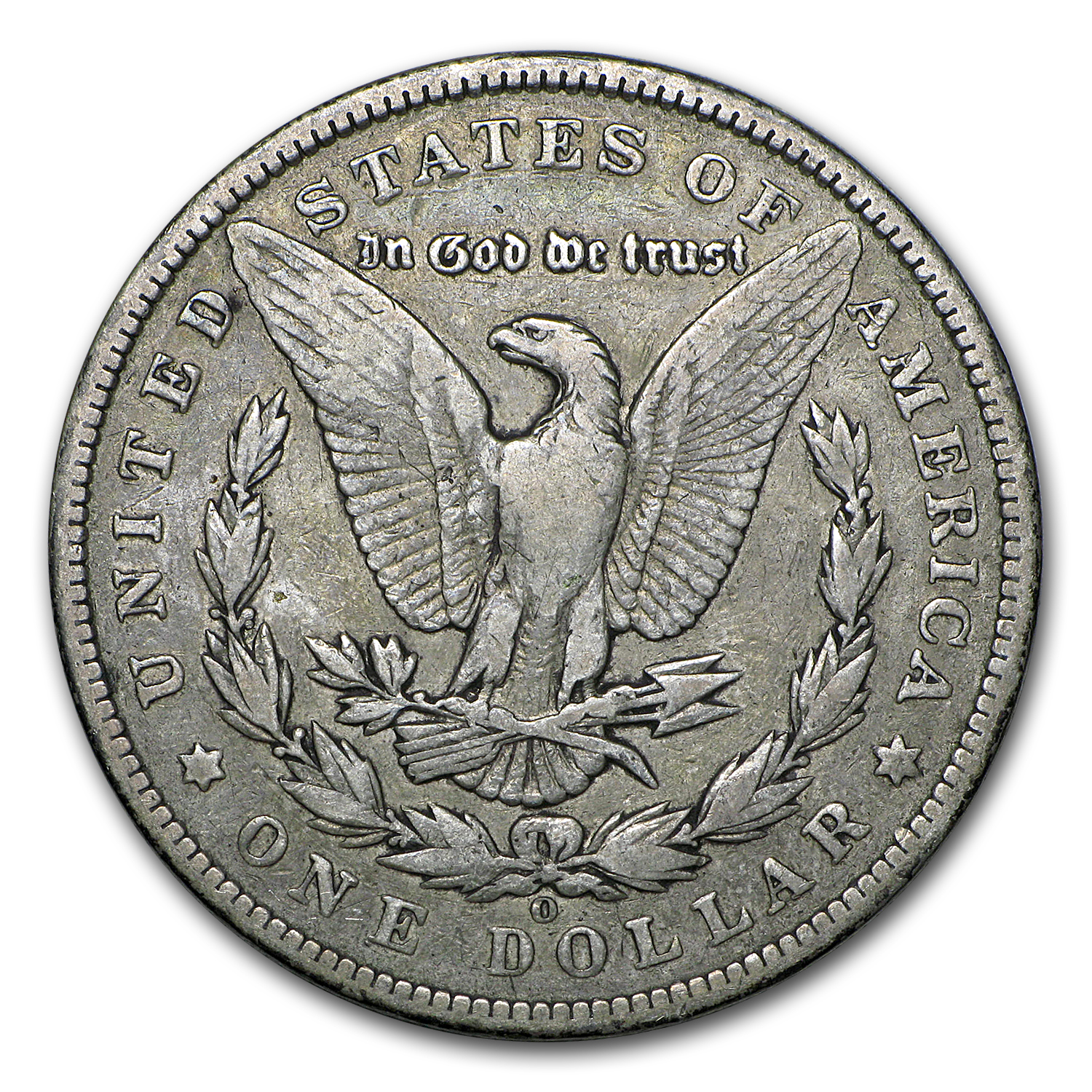 1894-O Morgan Dollar - Very Fine