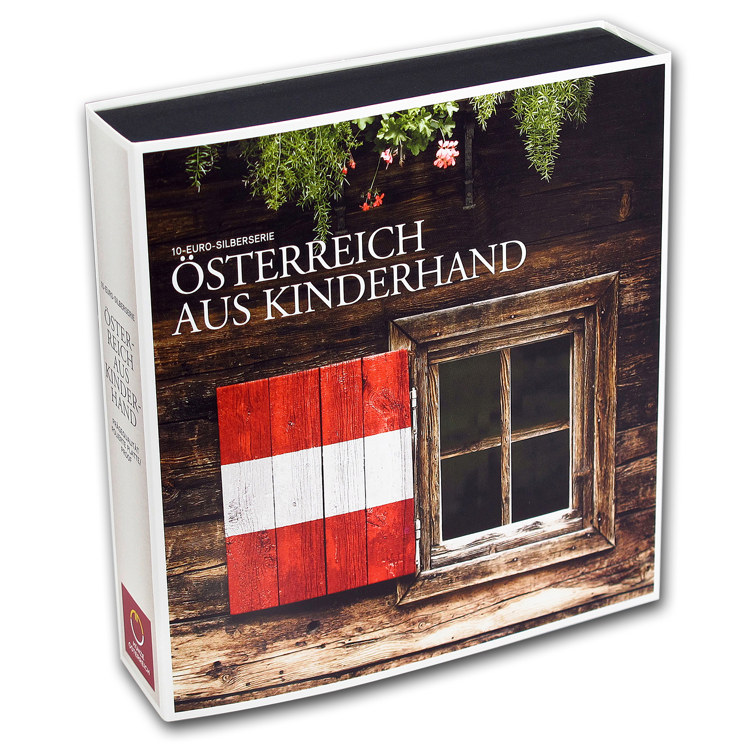 OEM Box - 2012-2016 Austria 9-Coin Silver Piece by Piece Set
