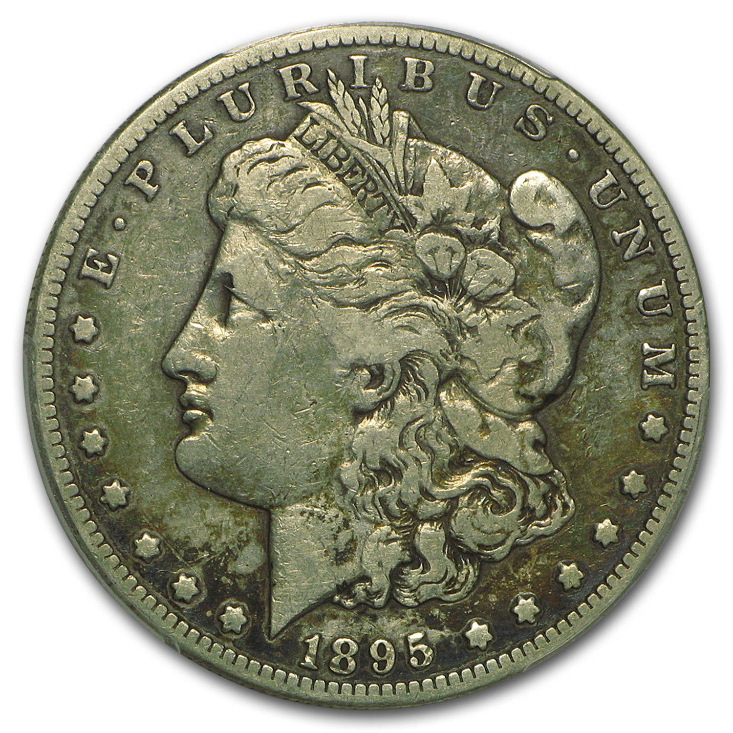 1895-S Morgan Dollar Fine