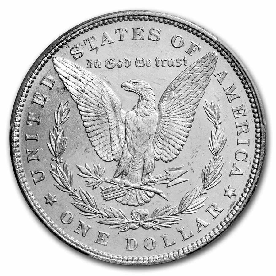 1896 Morgan Dollar MS-65 PCGS (PL)