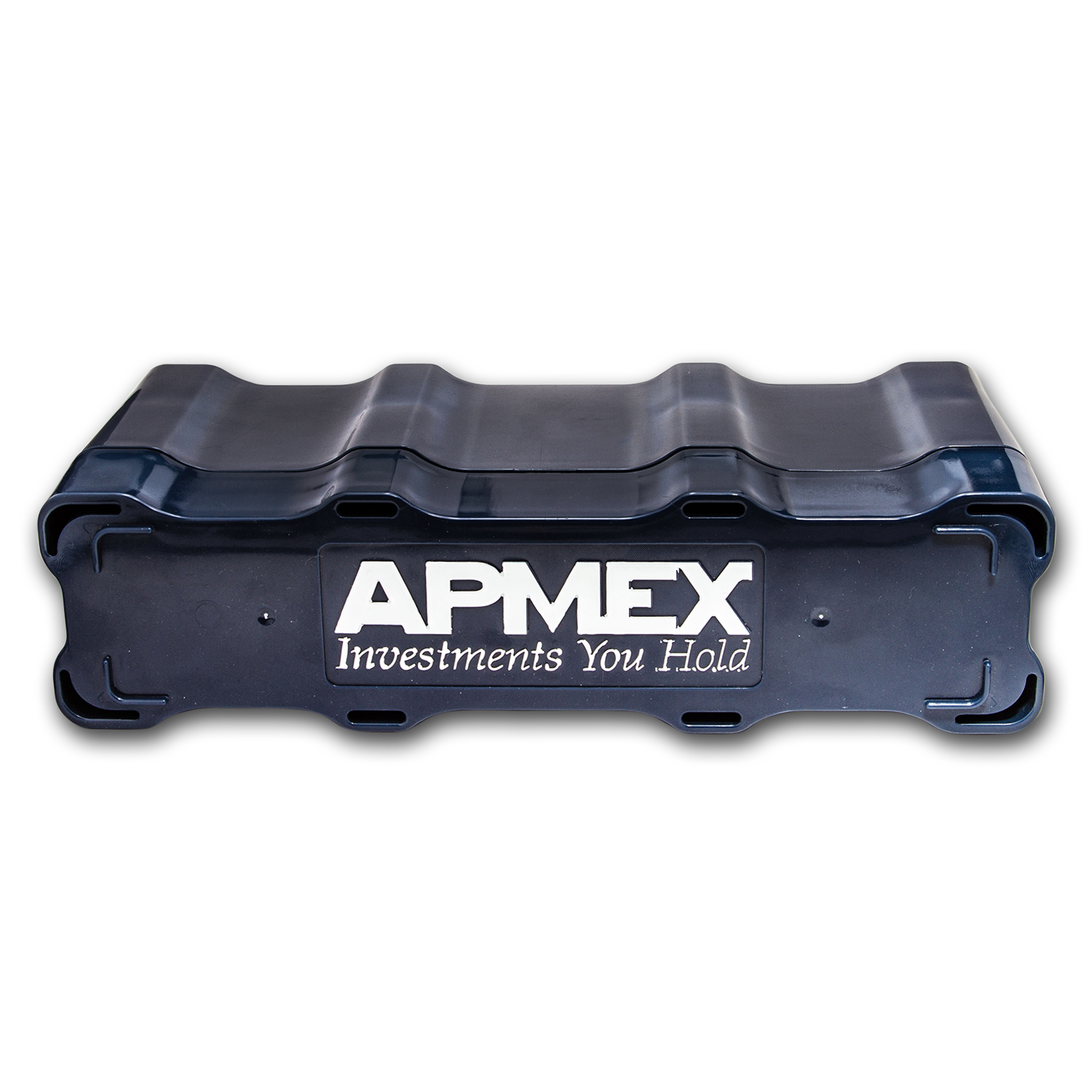 APMEX Silver Maple Leaf Tube Mini Monster Box