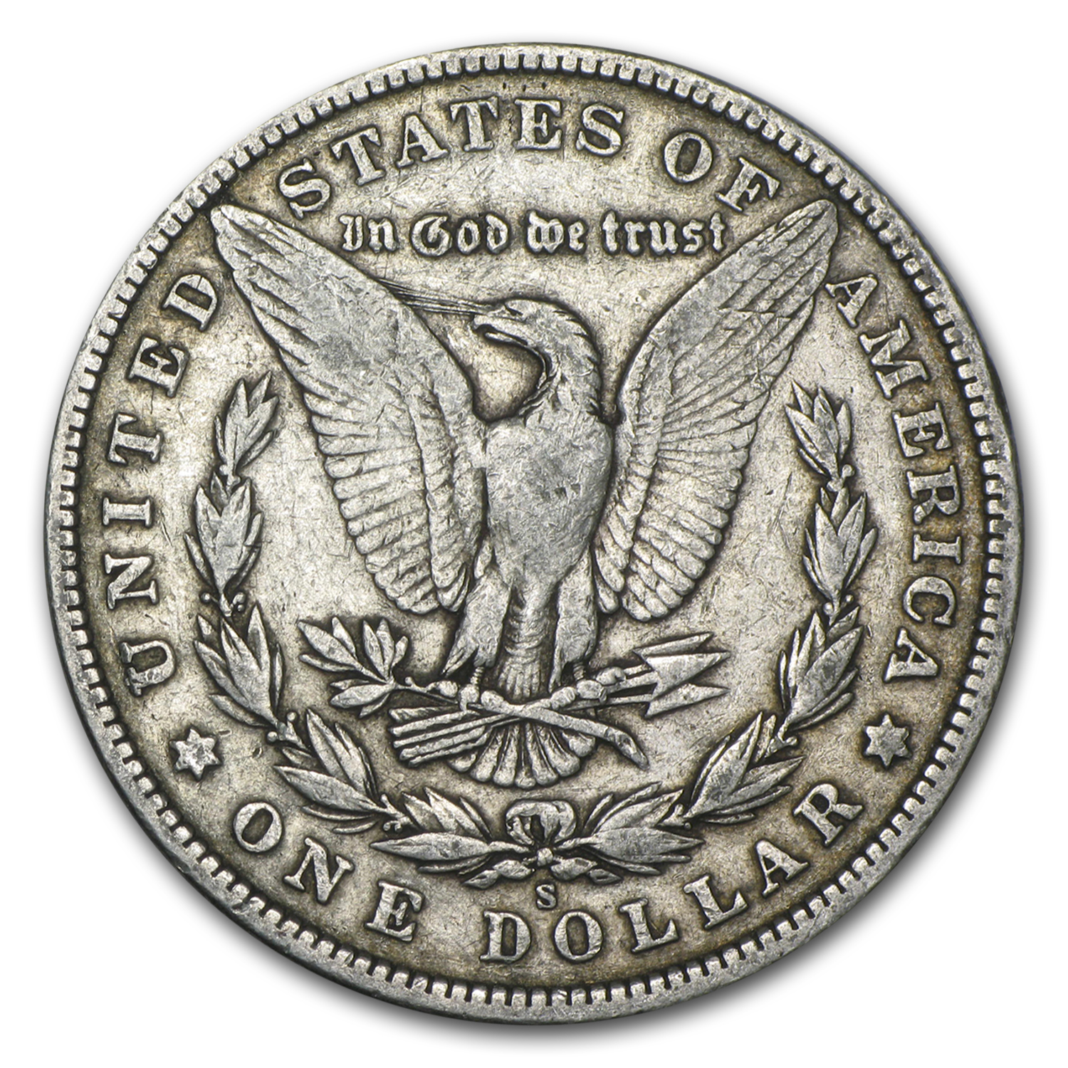 1903-S Morgan Dollar VF