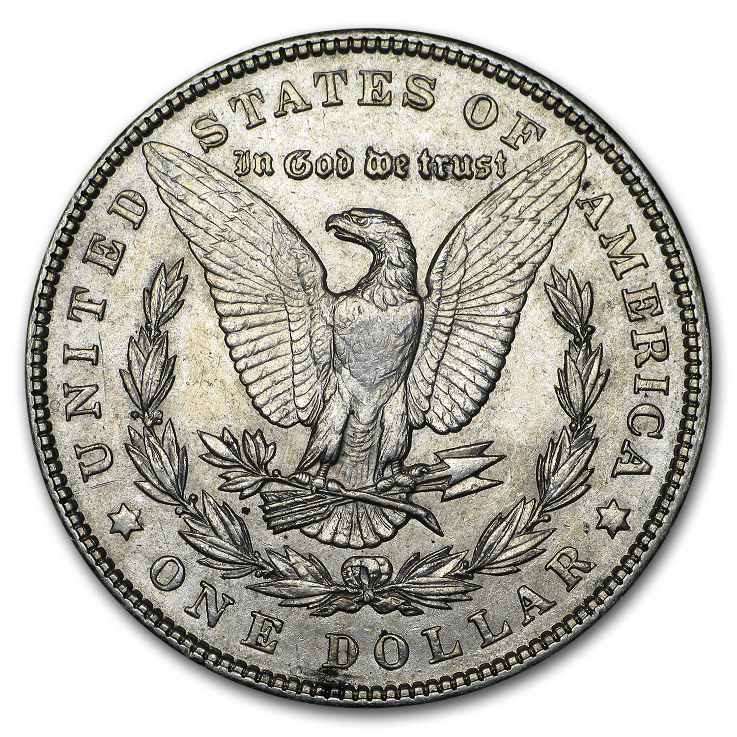 1904 Morgan Dollar AU