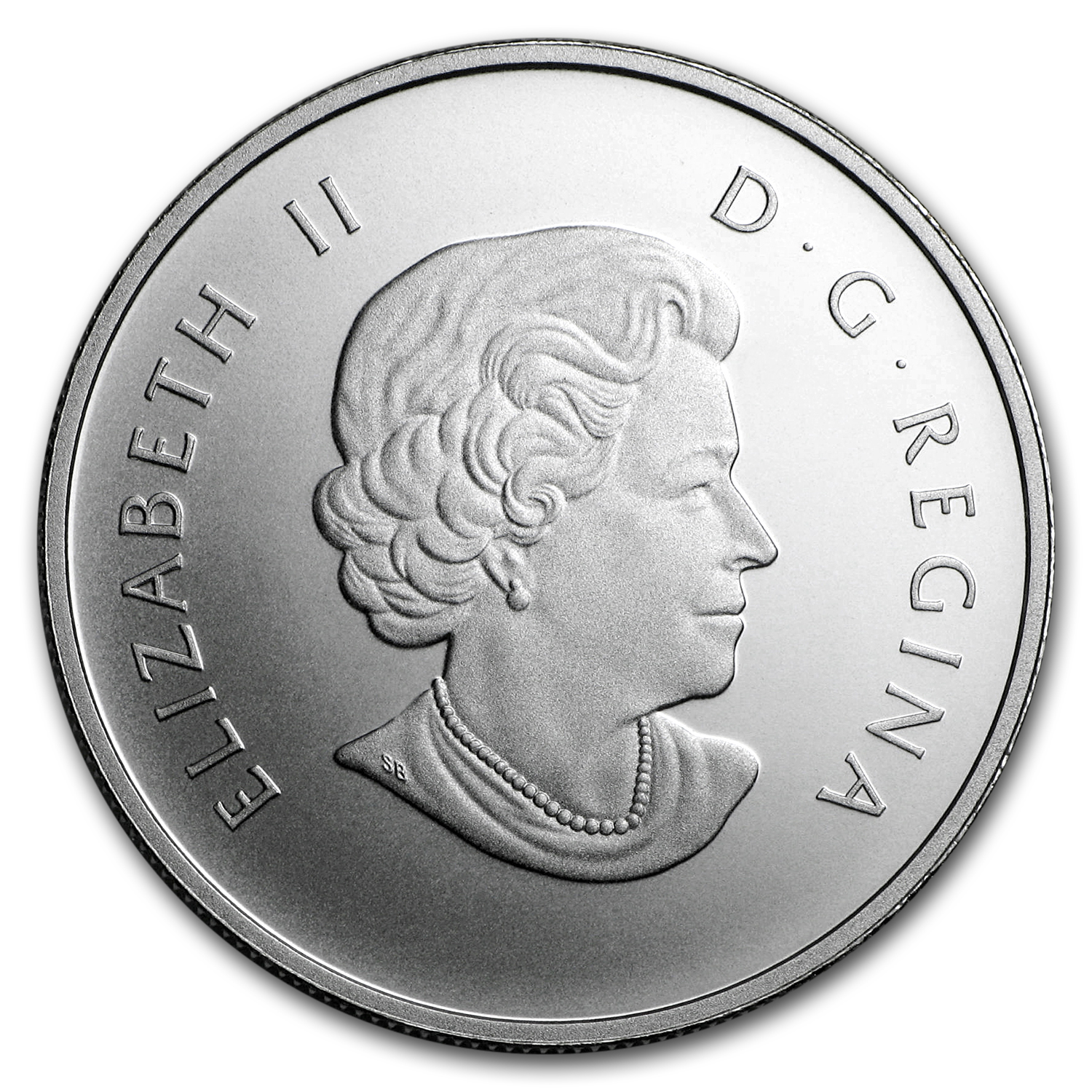 2013 Canada 1/2 oz Silver $10 Beaver (Capsule Only)