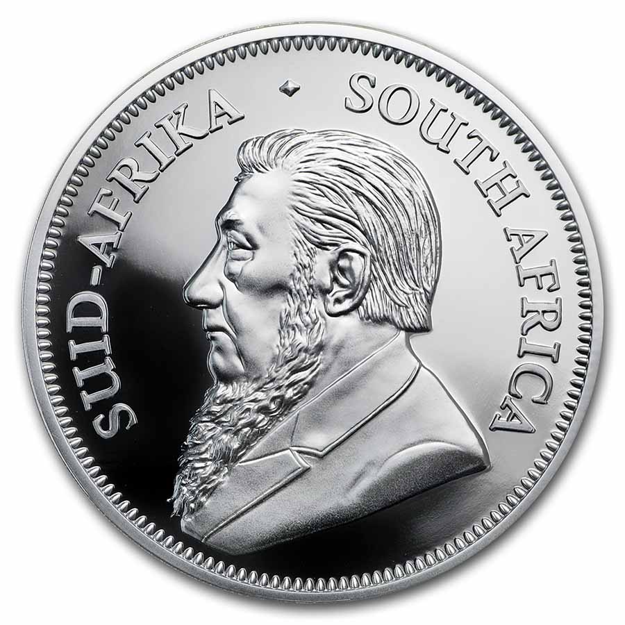 2017 South Africa 1 Oz Silver Krugerrand Proof Silver