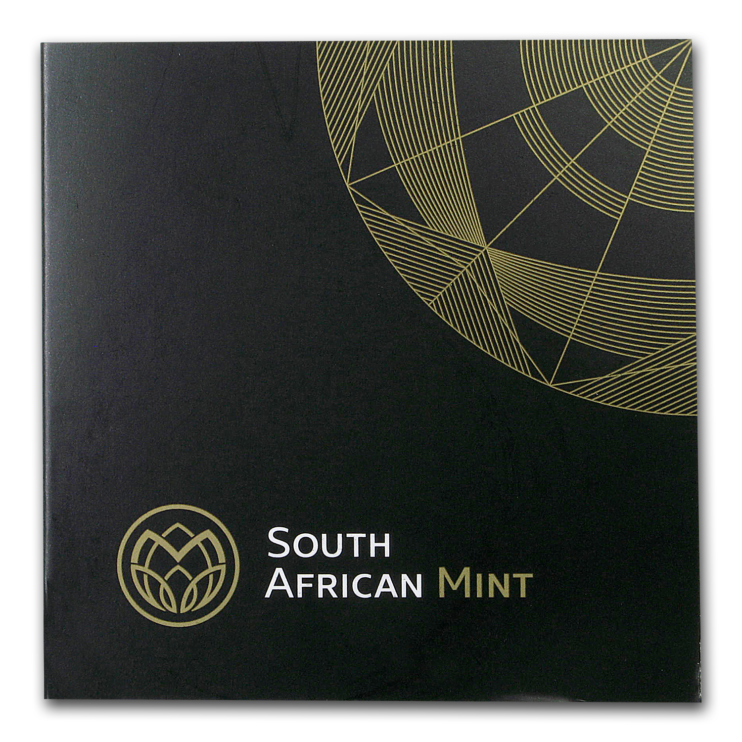 2017 South Africa 1 oz Silver Krugerrand Premium Uncirculated