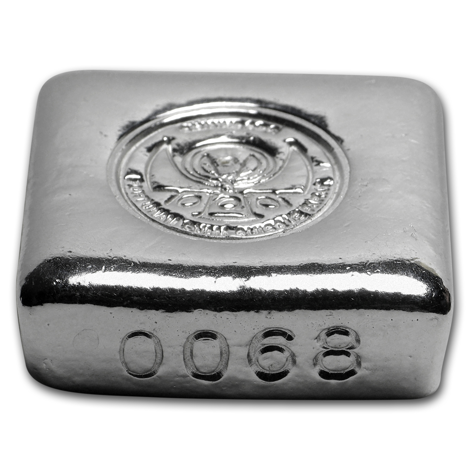 5 oz Silver Square - ShinyBars