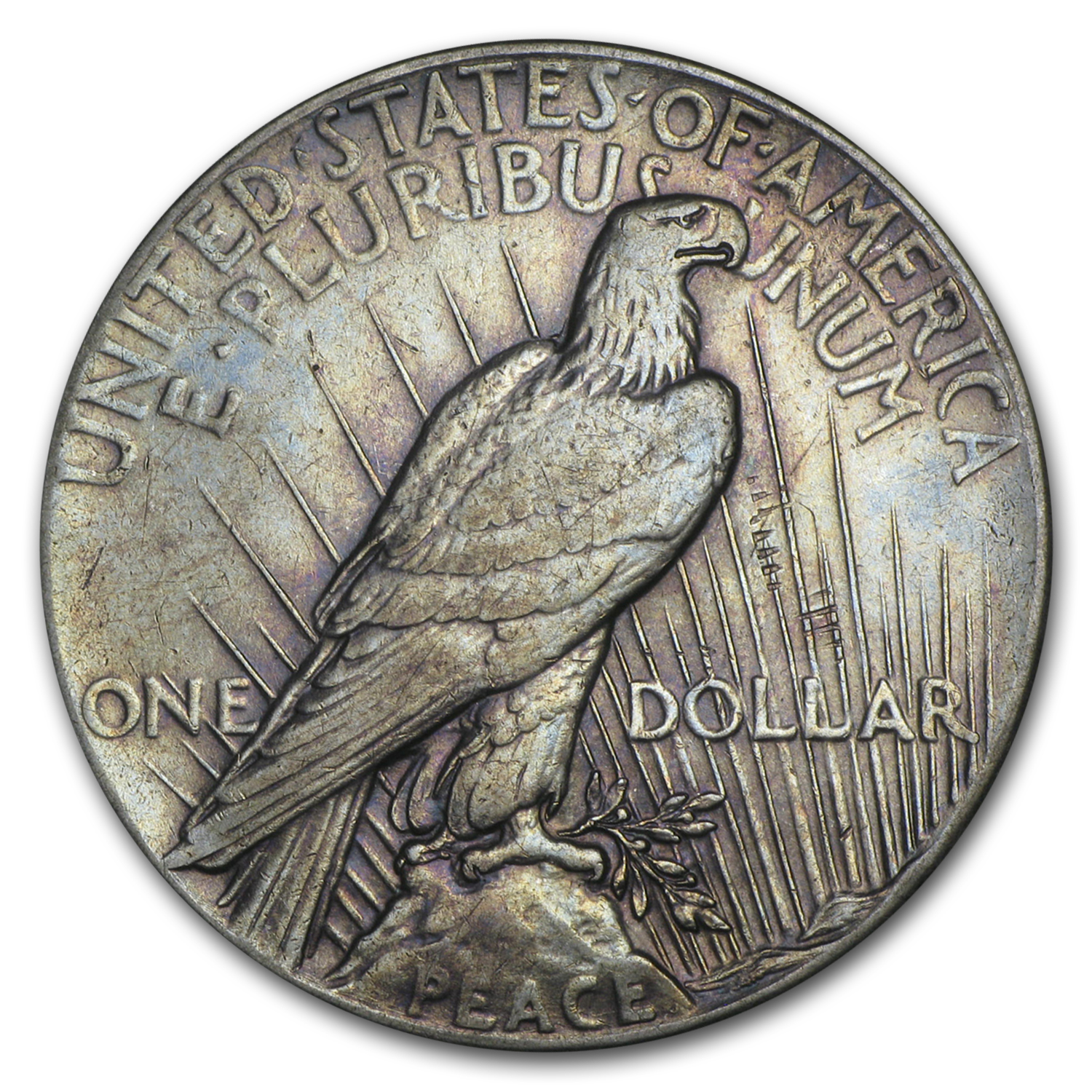1928 Peace Dollar XF