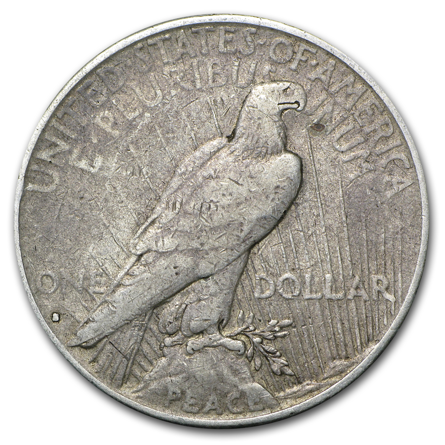 1934-S Peace Dollar - Very Fine