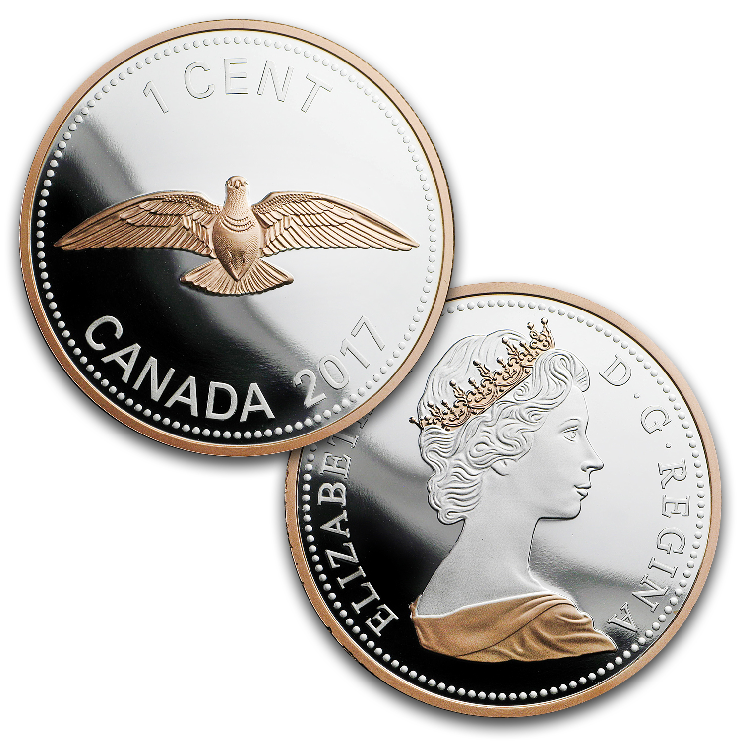 2017 Canada Legacy of the Penny Silver Proof Set