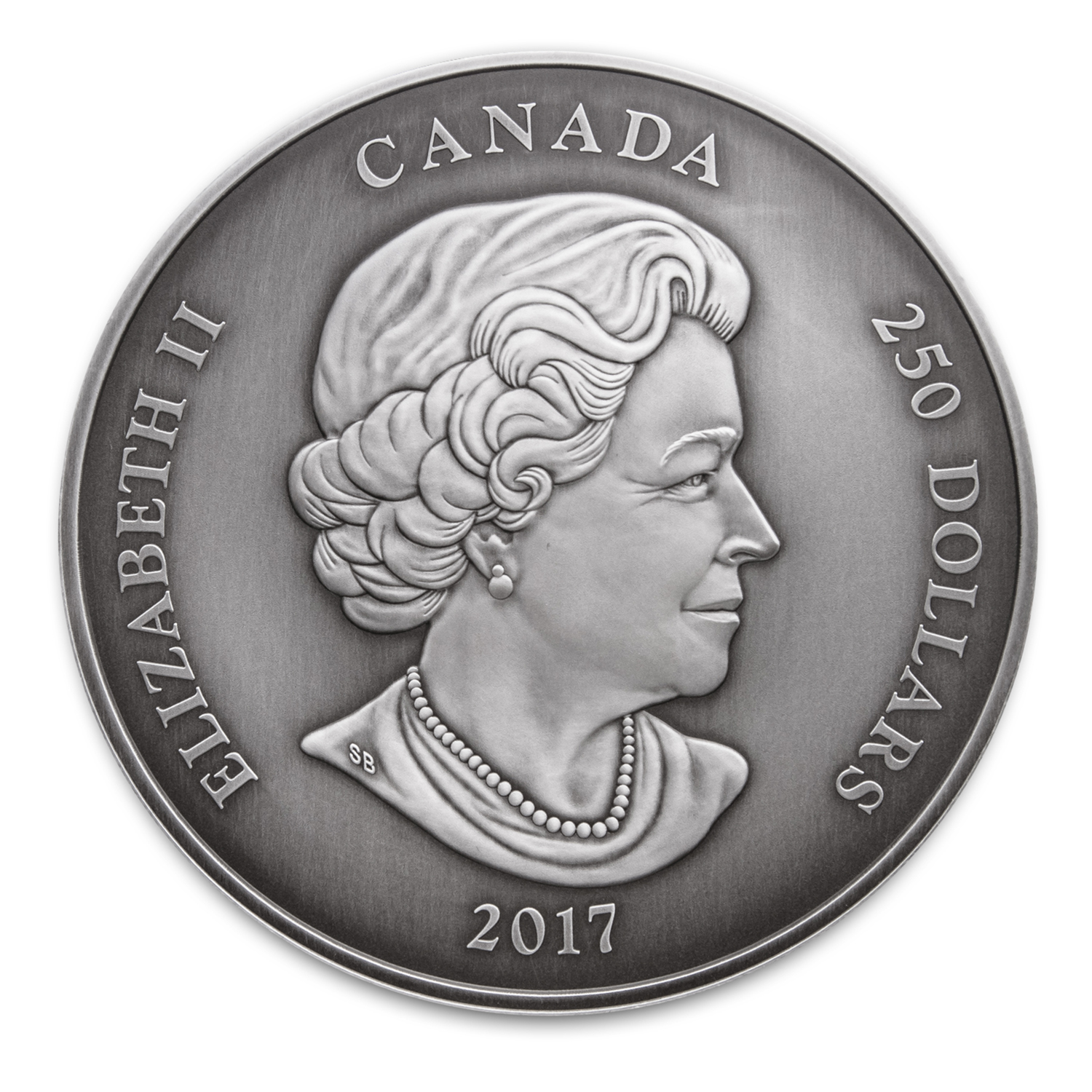 2017 Canada kilo Proof Silver $250 Canadian Coin Collection
