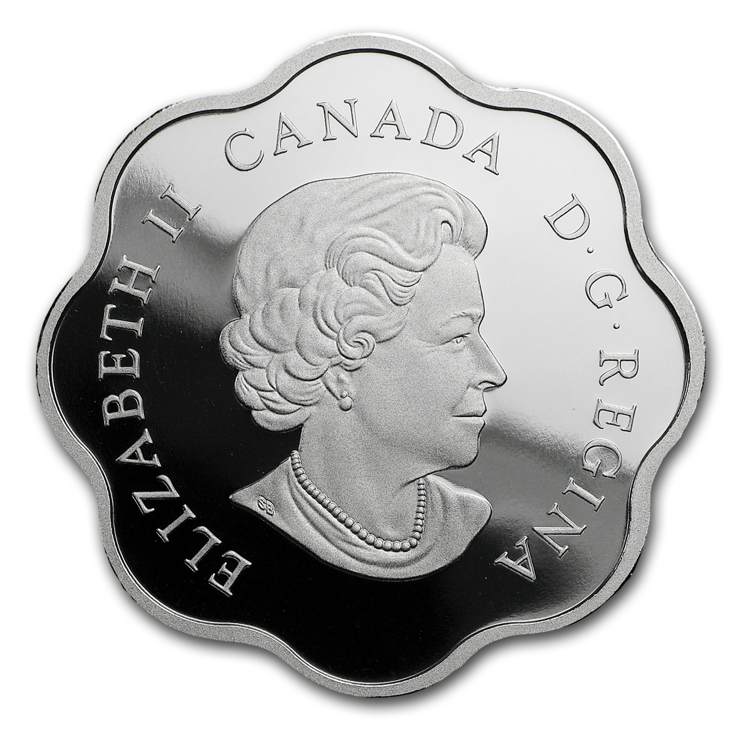 2017 Canada 3/4 oz Silver $20 Master of the Sea: Orca
